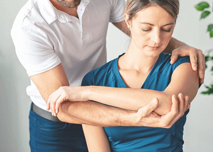 Foster Osteopathy Hands on Total Health
