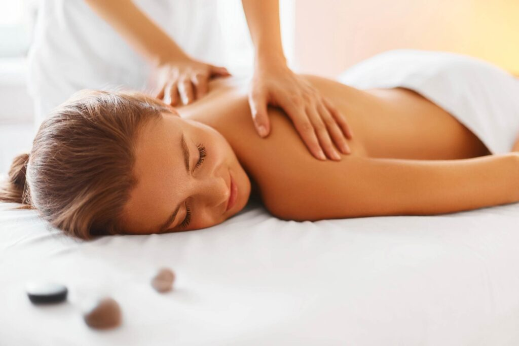 Synergy Massage London